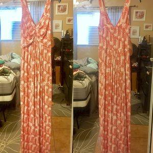 Tart Dresses - TART Red Print Maxi Dress